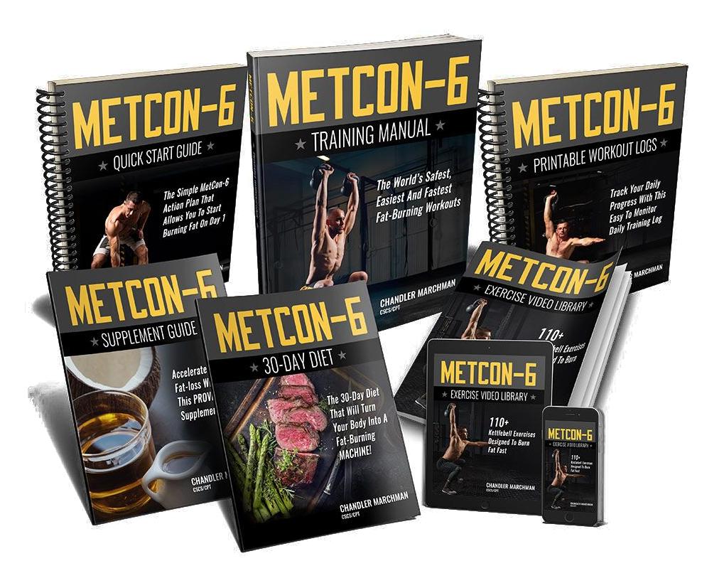 Metcon 6  Image of six minute fatloss img 31
